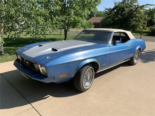 1973 Ford Mustang (CC-1492459) for sale in Hibbing, Minnesota