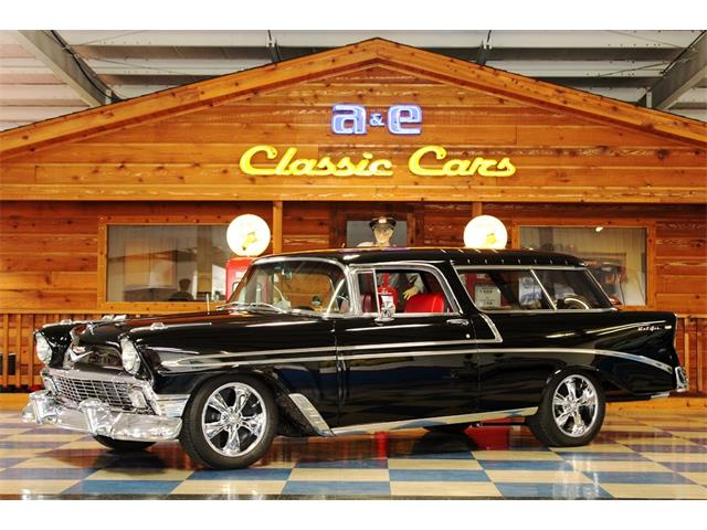 1956 Chevrolet Nomad (CC-1490252) for sale in New Braunfels , Texas
