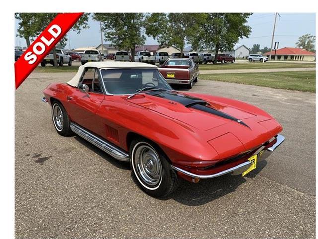 1967 Chevrolet Corvette (CC-1492564) for sale in Webster, South Dakota