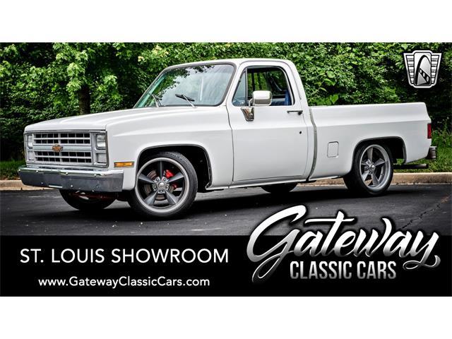 1987 Chevrolet C10 (CC-1492582) for sale in O'Fallon, Illinois