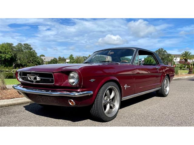 1965 Ford Mustang (CC-1492586) for sale in Mount Pleasant, South Carolina