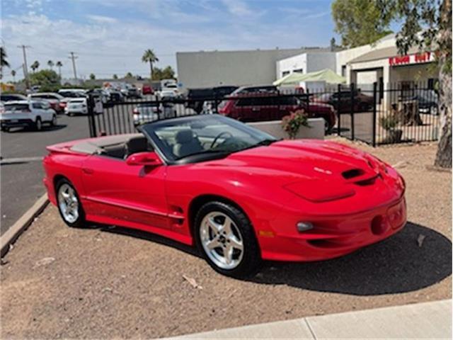 2000 Pontiac Firebird Trans Am WS6 (CC-1492602) for sale in Scottsdale, Arizona