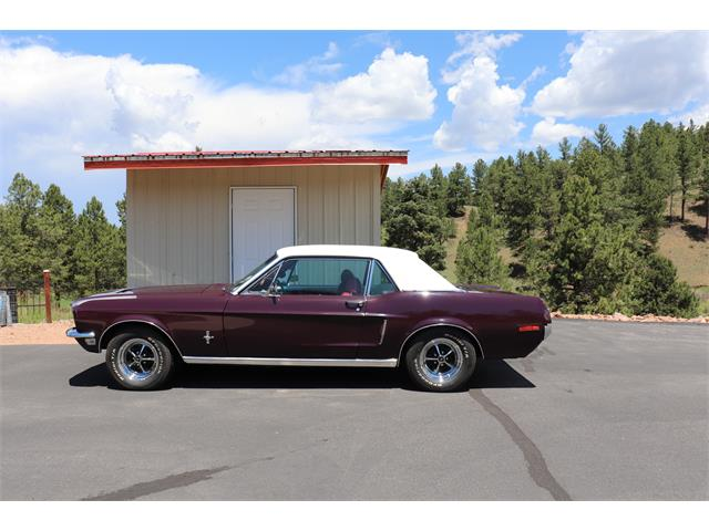 1968 Ford Mustang (CC-1490262) for sale in Florissant, CO, Colorado