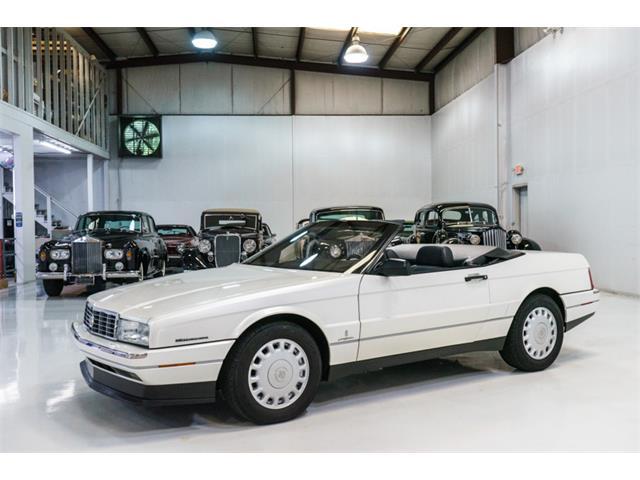 1993 Cadillac Allante (CC-1492621) for sale in Saint Louis, Missouri