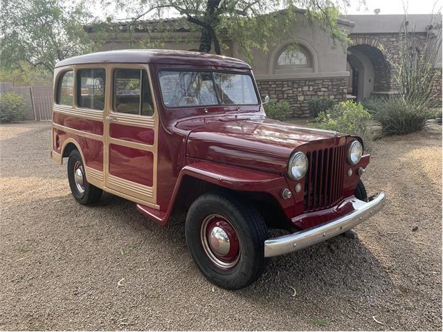 1946 Willys Jeep Wagon (CC-1492637) for sale in Scottsdale , Arizona