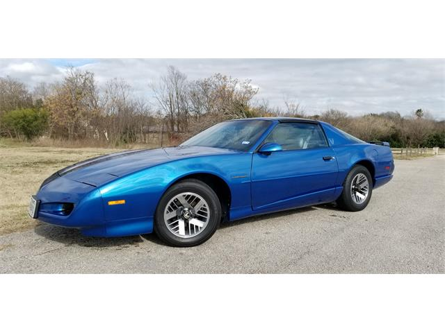1991 Pontiac Firebird (CC-1492639) for sale in Fate, Texas