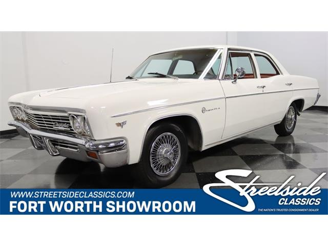 1966 Chevrolet Impala (CC-1492672) for sale in Ft Worth, Texas