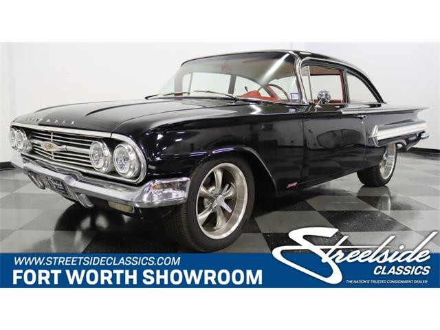 1960 Chevrolet Bel Air (CC-1492679) for sale in Ft Worth, Texas