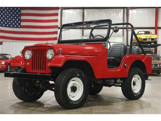 1967 Kaiser Jeep (CC-1492680) for sale in Kentwood, Michigan