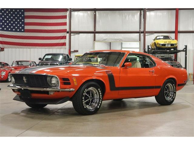 1970 Ford Mustang (CC-1492687) for sale in Kentwood, Michigan