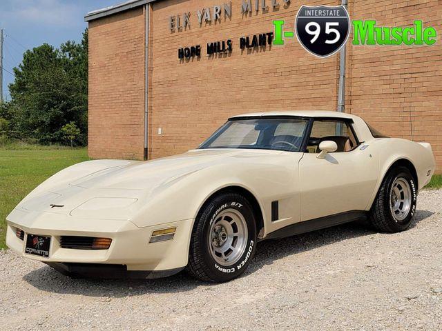 1981 Chevrolet Corvette (CC-1490027) for sale in Hope Mills, North Carolina