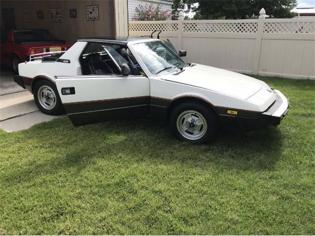 1983 Fiat Bertone X (CC-1492702) for sale in Cadillac, Michigan