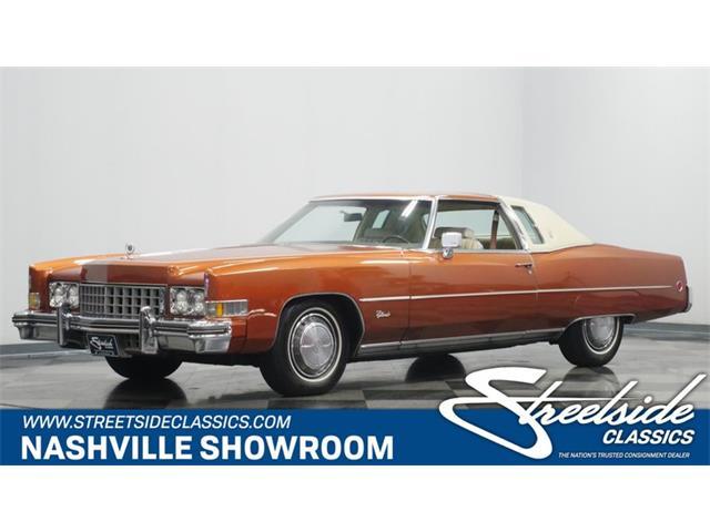 1973 Cadillac Eldorado (CC-1492712) for sale in Lavergne, Tennessee