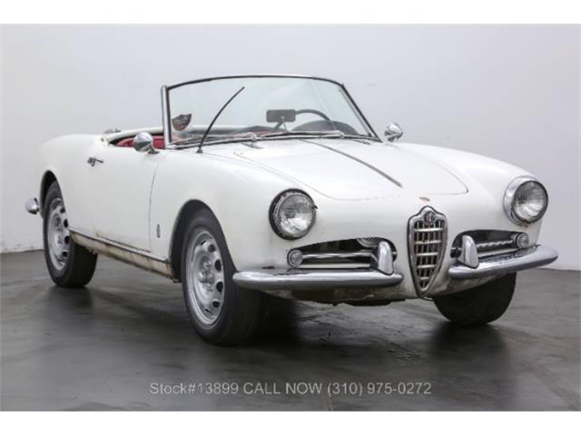 1959 Alfa Romeo Giulietta Spider (CC-1492721) for sale in Beverly Hills, California