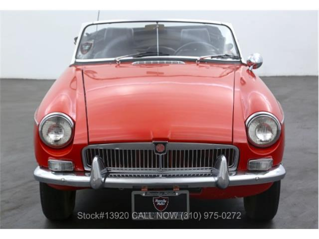1964 MG MGB (CC-1492722) for sale in Beverly Hills, California