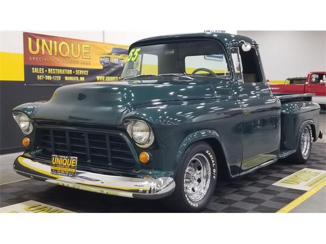 1955 Chevrolet 3100 (CC-1492737) for sale in Mankato, Minnesota