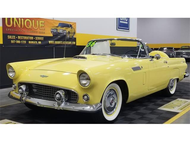 1956 Ford Thunderbird (CC-1492738) for sale in Mankato, Minnesota