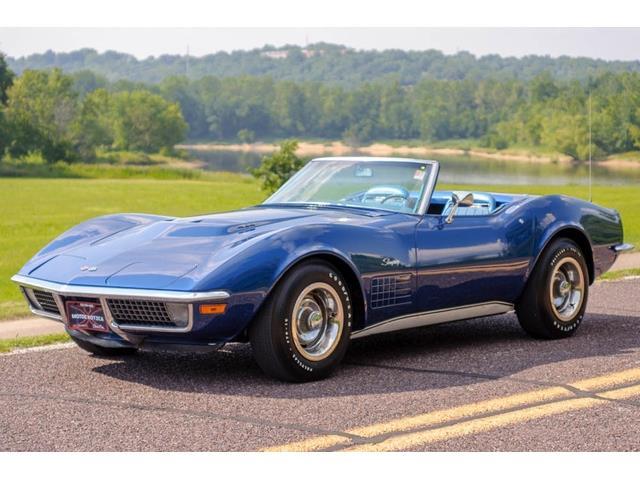 1970 Chevrolet Corvette (CC-1492749) for sale in St. Louis, Missouri
