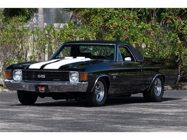 1972 Chevrolet El Camino (CC-1492765) for sale in Venice, Florida