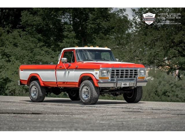 1978 Ford Ranger (CC-1492766) for sale in Milford, Michigan