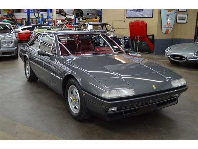 1986 Ferrari 412i (CC-1492775) for sale in Huntington Station, New York