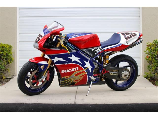 2002 Ducati Motorcycle (CC-1492777) for sale in Fort Lauderdale, Florida