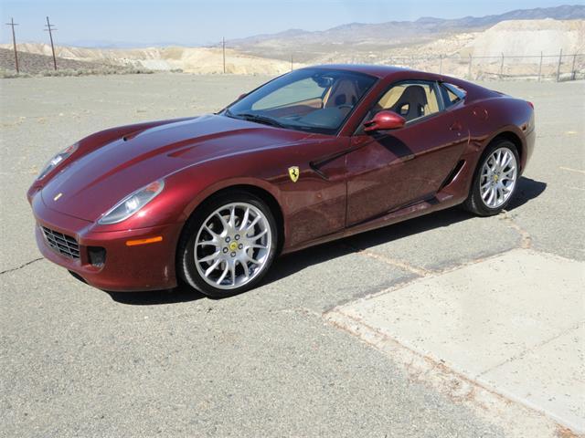 2007 Ferrari 599 GTB (CC-1492793) for sale in Reno, Nevada