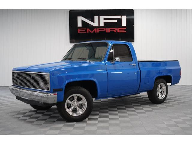 1987 GMC 1500 (CC-1492825) for sale in North East, Pennsylvania