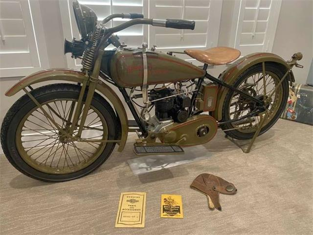 1926 Harley-Davidson Motorcycle (CC-1492831) for sale in Cadillac, Michigan