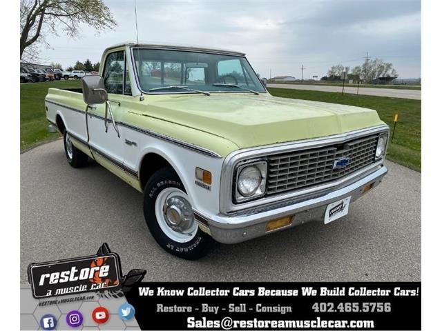 1971 Chevrolet Custom (CC-1492847) for sale in Lincoln, Nebraska