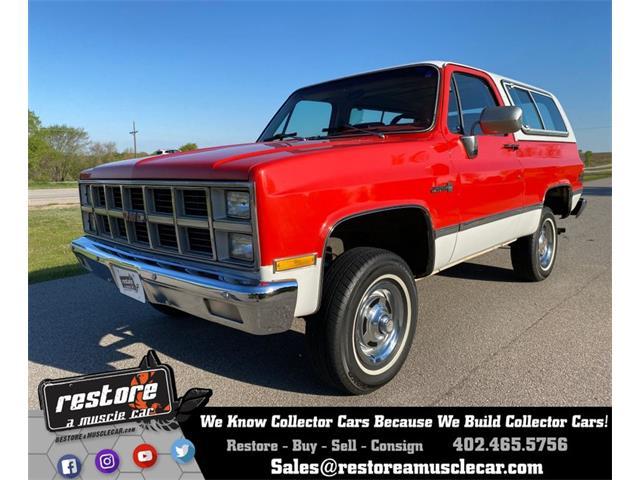 1981 GMC Jimmy (CC-1492852) for sale in Lincoln, Nebraska