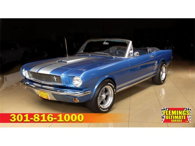 1966 Ford Mustang (CC-1492857) for sale in Rockville, Maryland
