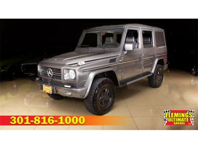 1993 Mercedes-Benz G-Class (CC-1492864) for sale in Rockville, Maryland