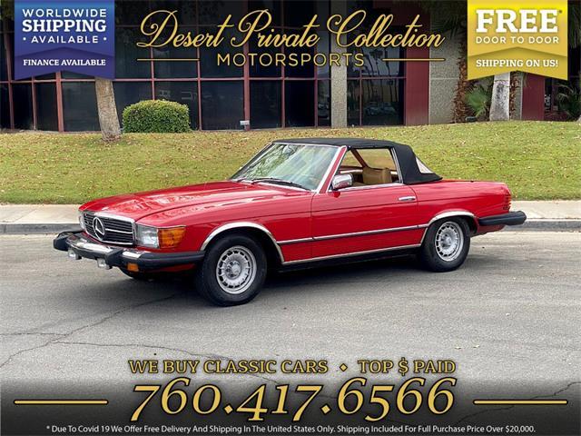 1977 Mercedes-Benz 450SL (CC-1492866) for sale in Palm Desert , California
