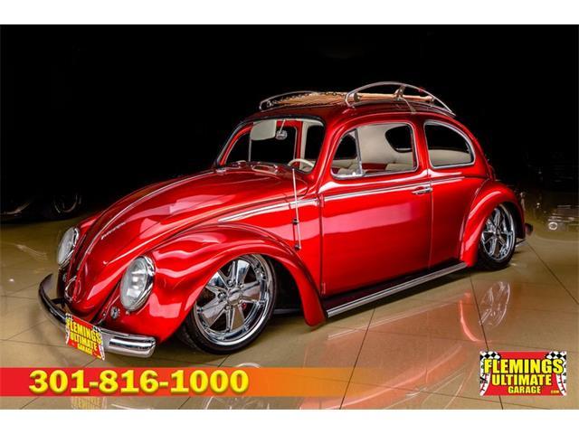1963 Volkswagen Beetle (CC-1492872) for sale in Rockville, Maryland