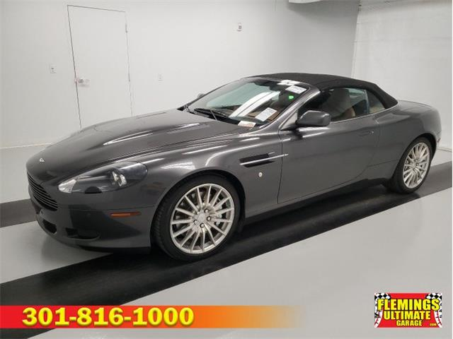 2007 Aston Martin DB9 (CC-1492874) for sale in Rockville, Maryland