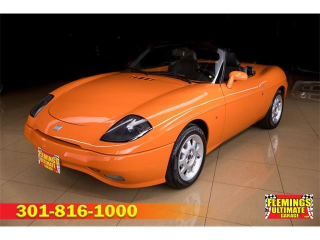 1995 Fiat Barchetta (CC-1492881) for sale in Rockville, Maryland