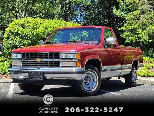 1991 Chevrolet C1500 (CC-1492942) for sale in Seattle, Washington
