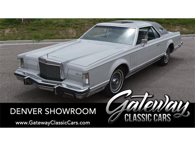 1979 Lincoln Continental Mark IV (CC-1490297) for sale in O'Fallon, Illinois