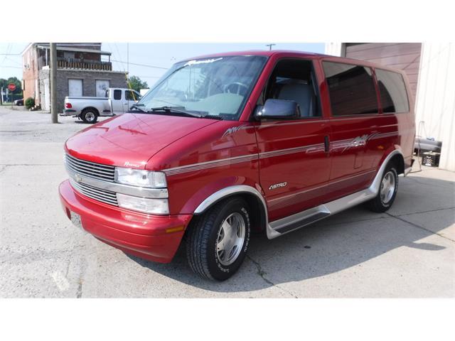 2000 Chevrolet Astro (CC-1492988) for sale in MILFORD, Ohio