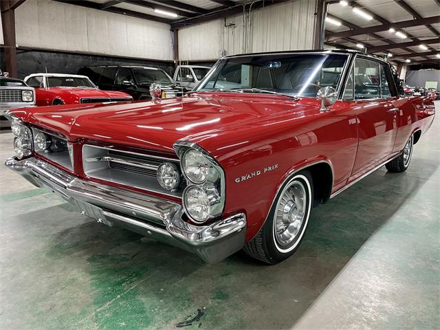 1963 Pontiac Grand Prix (CC-1492990) for sale in Sherman, Texas