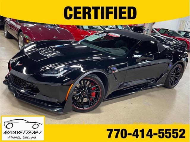 2016 Chevrolet Corvette (CC-1490030) for sale in Atlanta, Georgia