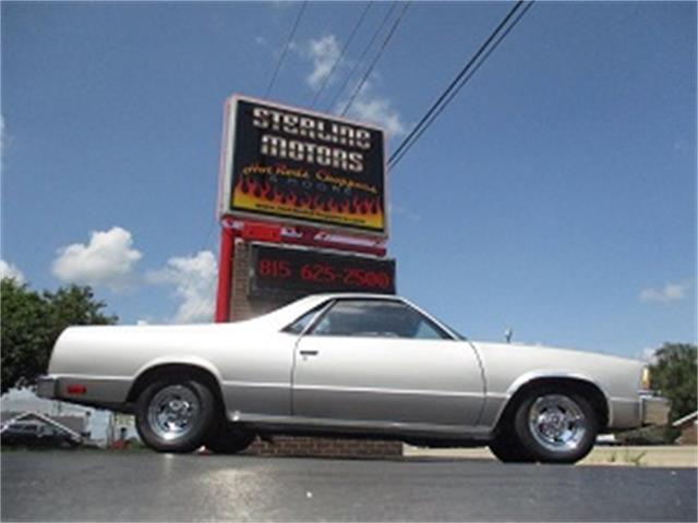 1979 Chevrolet El Camino (CC-1493010) for sale in Sterling, Illinois