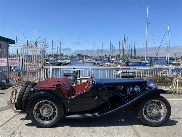 1948 MG TC (CC-1493014) for sale in Oakland, California