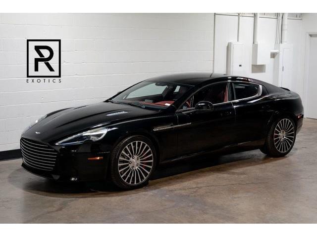 2016 Aston Martin Rapide (CC-1493021) for sale in St. Louis, Missouri