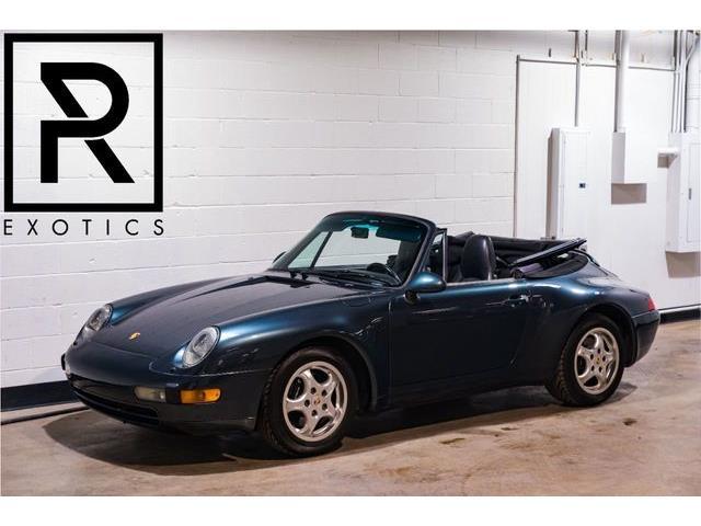 1995 Porsche 911 Carrera (CC-1493044) for sale in St. Louis, Missouri
