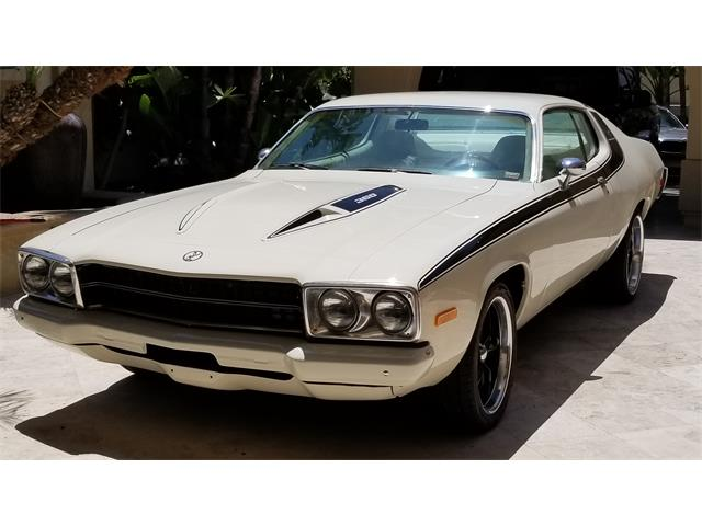 1974 Plymouth Road Runner (CC-1493045) for sale in tustin, California