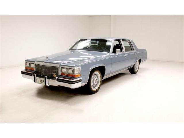 1986 Cadillac Fleetwood (CC-1493073) for sale in Morgantown, Pennsylvania