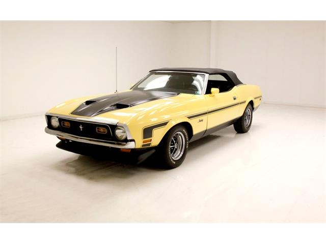 1972 Ford Mustang (CC-1493082) for sale in Morgantown, Pennsylvania