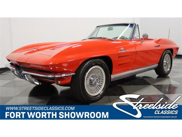 1964 Chevrolet Corvette (CC-1493083) for sale in Ft Worth, Texas